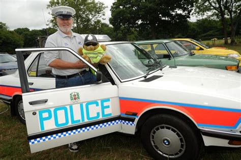 Classic Cars Were The Stars Of Cranleigh Show