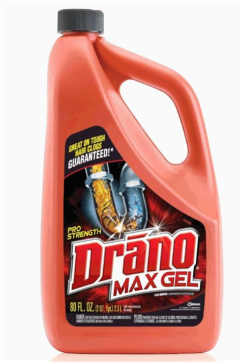 drain cleaner the top products and services that actually work