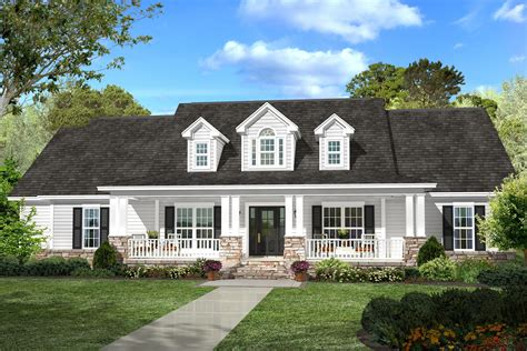 Country House Plan #1421131 4 Bedrm, 2420 Sq Ft Home