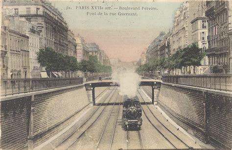 boulevard p 233 reire xviie arr cartes postales anciennes sur cparama