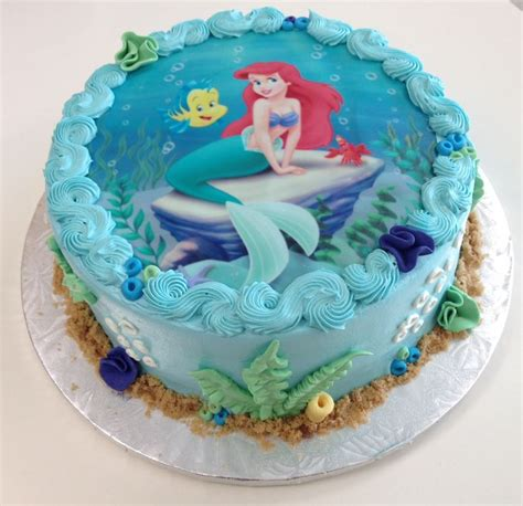 ariel birthday cake best 25 ariel cake ideas on