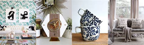 home decor items you need on your registry modwedding