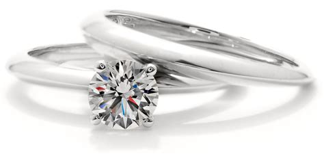 9 Ideal Engagement Ring & Wedding Band Combinations