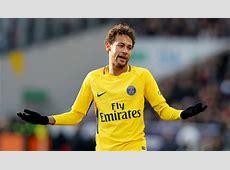 Real Madrid x PSG Neymar desafia as regras do