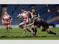 Edinburgh 12 Gloucester 23 match report Jonny May makes