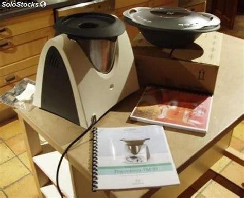 robot de cuisine thermomix tm31 de vorwerk authentiqu