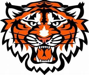 tiger mascot clipart | Tiger Clip Art | Pinterest | Am, I ...