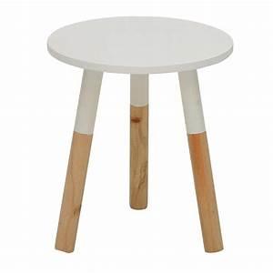 Runder Kleiner Tisch : living moments moderner design tablet beistelltisch kleiner tisch neu ebay ~ Markanthonyermac.com Haus und Dekorationen