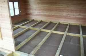 Dachboden Fußboden Verlegen : unterkonstruktion fussbodenaufbau gartenhaus ~ Markanthonyermac.com Haus und Dekorationen