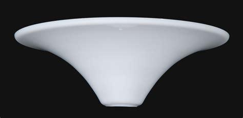 stiffel style opal glass torchiere l shade 09086 b p l supply