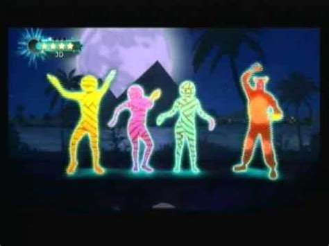 Madness Night Boat To Cairo Just Dance just dance 3 night boat to cairo madness youtube