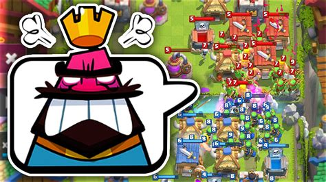 Top 5 Strategies That Everyone Hates In Clash Royale! Youtube