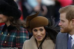 Queen Elizabeth II, Markle arrive at Christmas service ...