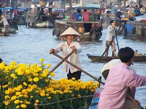 MY BlueDay :: 베트남 수상시장(Floating Market)의 풍경