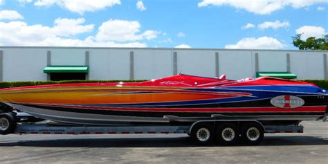 Cigarette Rough Rider Boats For Sale by Lip Ship Performance Cigarette Racing Team