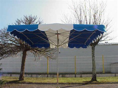 parasol de marche 300x250 ecru lambrequin droit sans pied probroc