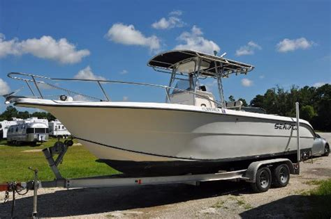 Used Sea Fox Boats For Sale In Texas by Used Center Console Sea Fox Boats For Sale Boats