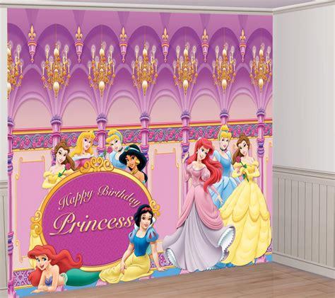 princess decorations favors ideas