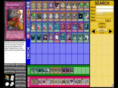 yugioh dueling network deck profile banished psychics