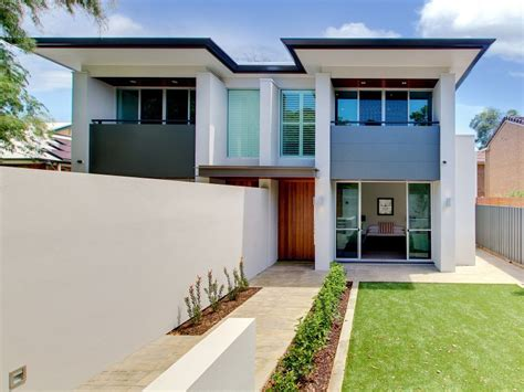 simple storey townhouse designs ideas rendered two storey townhouse semi detached steel