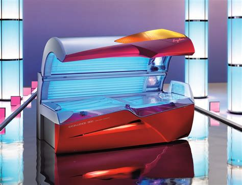 sunbed ergoline excellence 800 air condition aroma