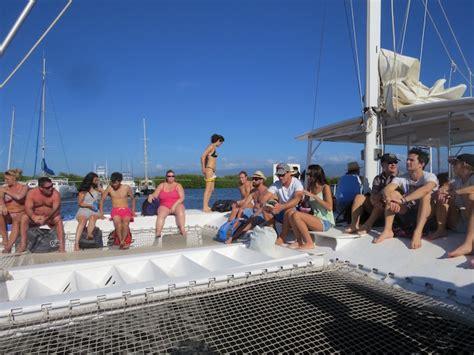 Catamaran Boat Cuba by Snorkeling In Cuba Elizabeth Weintraub