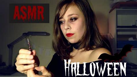 Asmr édition Spéciale Halloween 👻 Youtube