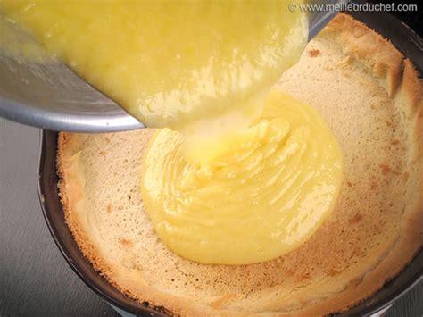 cr 232 me au citron recette de cuisine avec photos meilleurduchef