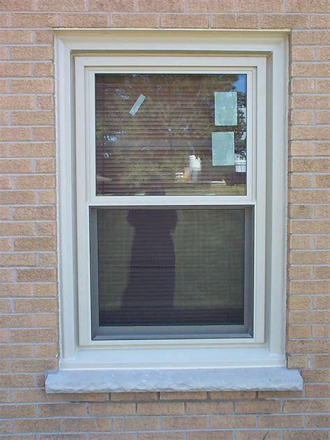american door and glass hung all american window door