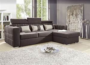 Polsterecke Mit Recamiere : ecksofas und andere sofas couches von bader online kaufen bei m bel garten ~ Markanthonyermac.com Haus und Dekorationen