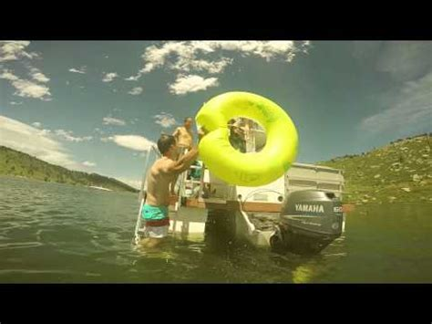 Pontoon Song Youtube by On A Pontoon Youtube