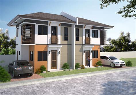 storey townhouse designs studio design gallery best 2 storey townhouse design in the philippines studio