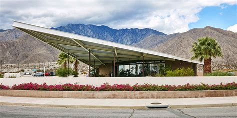 palm springs visitors center visit california