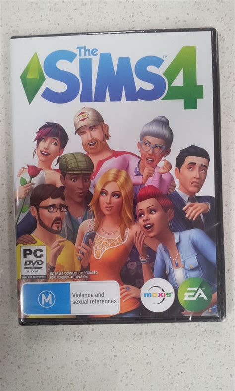 The Sims 4 Pc Game Brand New Ebay