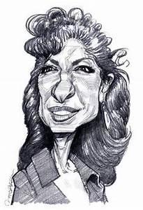 Artist:Jan Op De Beeck Caricature:Aretha Franklin | ART ...
