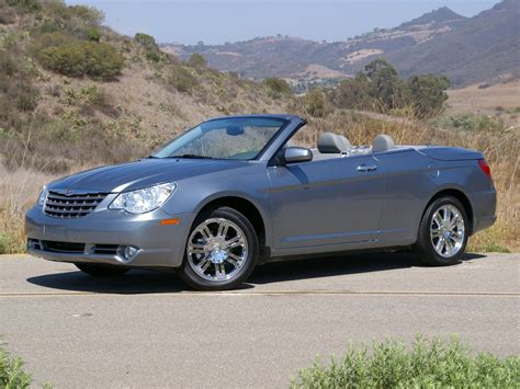 2008 Walpaper Chrysler Sebring Convertible Wallpapers