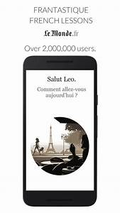 Learn French with Le Monde - Android Apps on Google Play