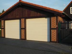 Holzgarage Mit Carport : fachwerk garage gifhorn satteldach kvh 7 00 x 7 00 m als bausatz ebay ~ Markanthonyermac.com Haus und Dekorationen