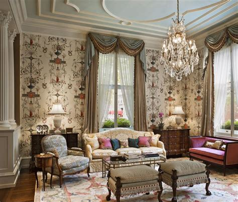 English Style In Interior Design  Home Interior And