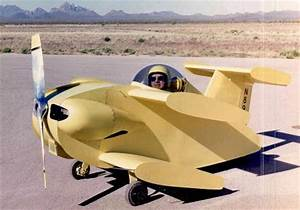 News at Door: The World's Smallest Piloted Airplane
