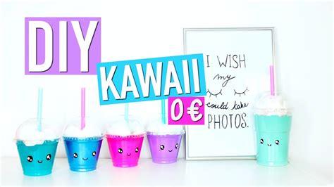 Diy 0 € Kawaii  Deco Chambre Pas Chère & Facile (français
