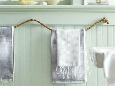 salle de bains inspirations pour fabriquer votre porte serviettes modes travaux