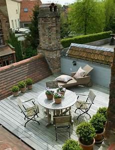 Kleine Terrasse Gestalten : eine dachterrasse gestalten neue fantastische ideen ~ Markanthonyermac.com Haus und Dekorationen