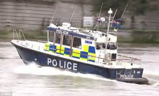 Dc Police Boat by Boat Race 2012 Trenton Oldfield Is Thames Swimmer Who
