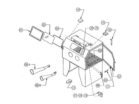 sandblast cabinet parts cool sandblasting supplies