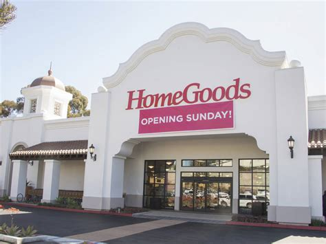 Homegoods Arrives In San Clemente  San Clemente, Ca Patch
