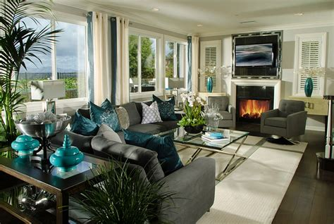 grey brown and turquoise living room color trends coral teal eggplant and more