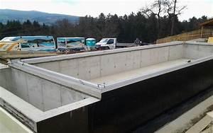 Pool Aus Beton Selber Bauen Kosten : isotec steirerpool schwimmbecken im rohbau ~ Markanthonyermac.com Haus und Dekorationen