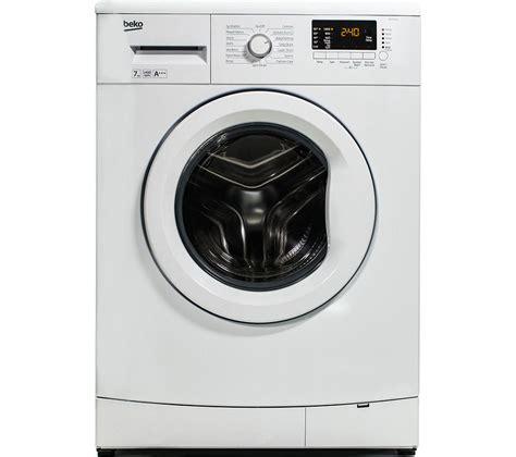 Buy Beko Wm74145w Washing Machine  White + Dcx83100w