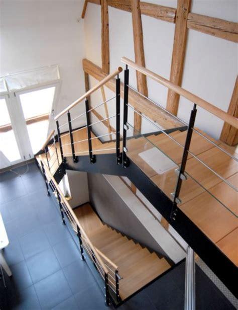 escalier courbe d exception schaffner